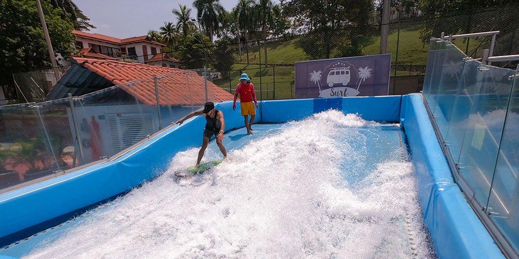 ON VACATION - HOTEL GIRARDOT- SURF